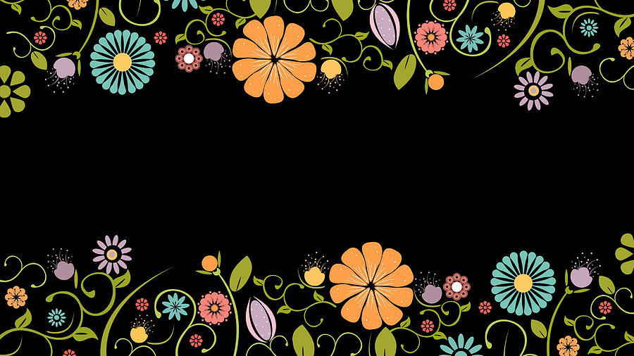 Flower Digital Art - Flower by Dorothy Binder