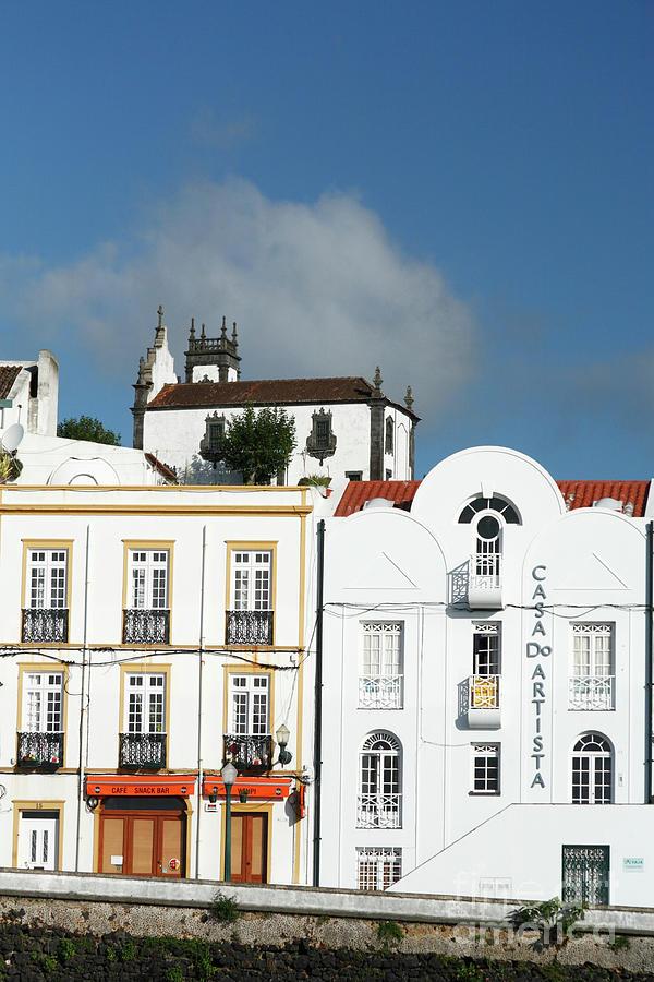 Ponta Delgada Photograph - Ponta Delgada - Azores by Gaspar Avila
