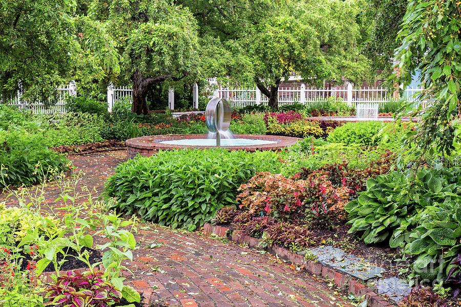 Prescott Park Flower Gardens Portsmouth New Hampshire ...