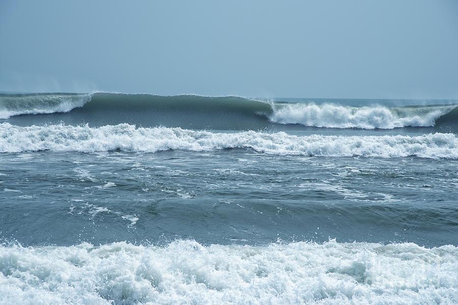 Rhythm Of Ocean Waves Photograph
