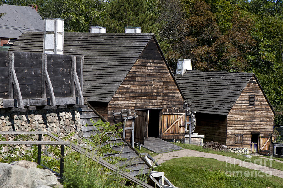 Saugus Iron Works National Historic Site Photograph