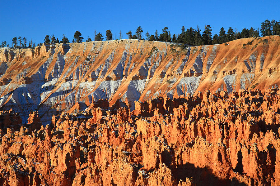 Bryce Photograph - Sunset Point In Bryce Canyon by Pierre Leclerc Photography