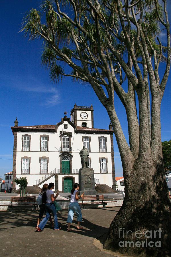 Azores Photograph - Vila Franca Do Campo by Gaspar Avila