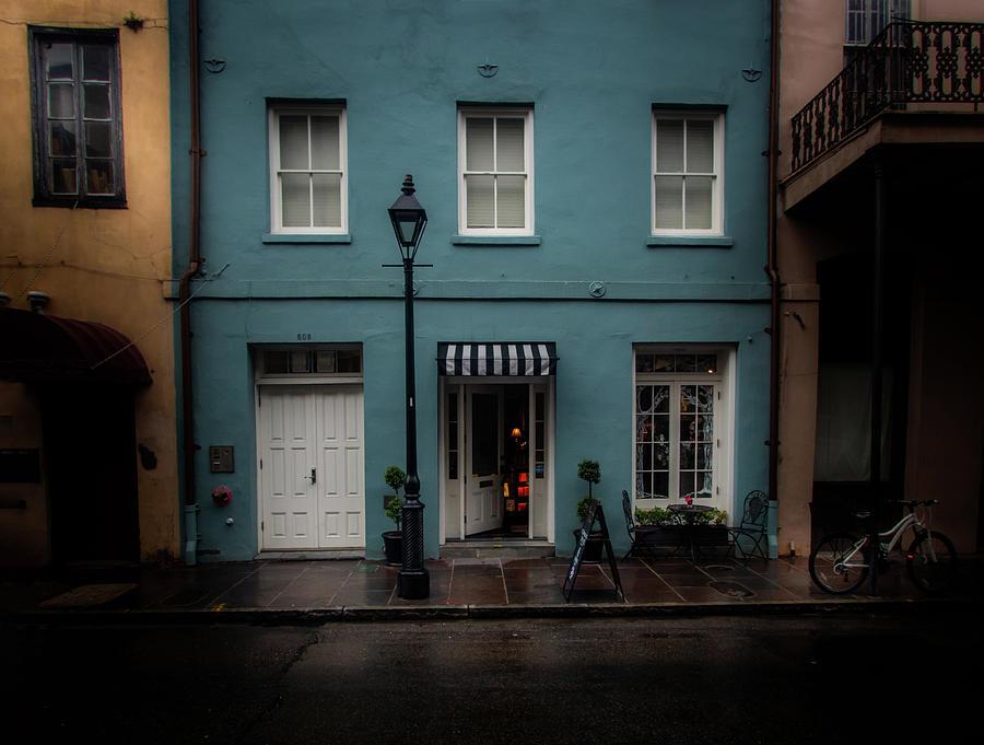 608 Bienville Street Photograph by Greg Mimbs