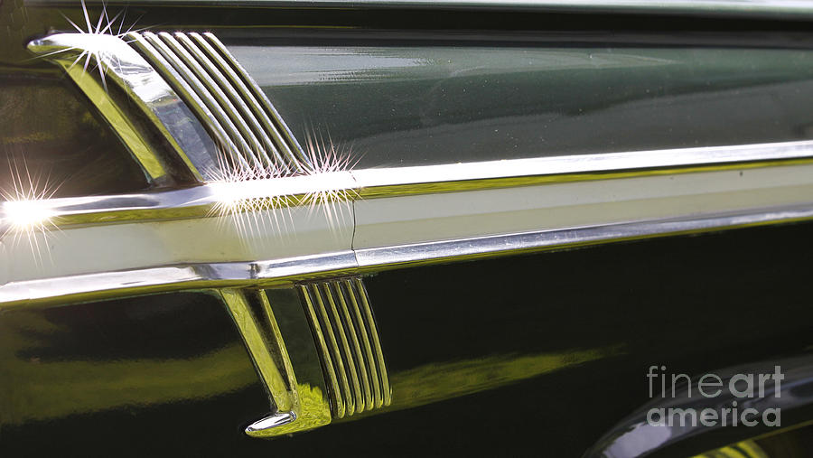 64 Ford Fairlane 500 by Richard Lynch