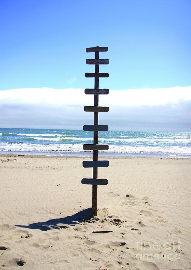 Stinson Beach Photograph - Untitled by Chiara Corsaro