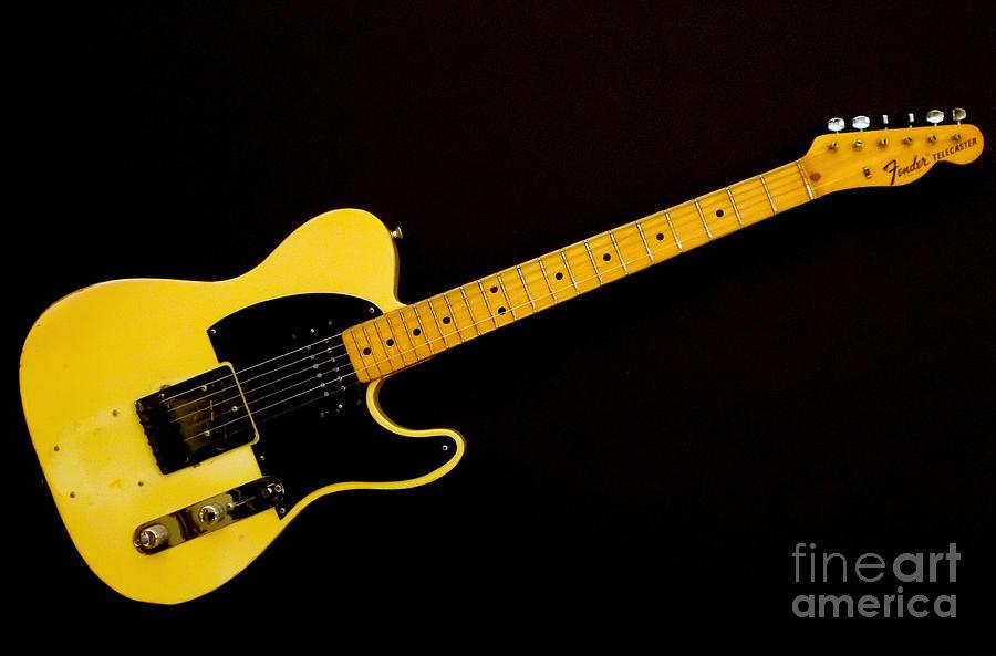 69 Fender Telecaster Photograph