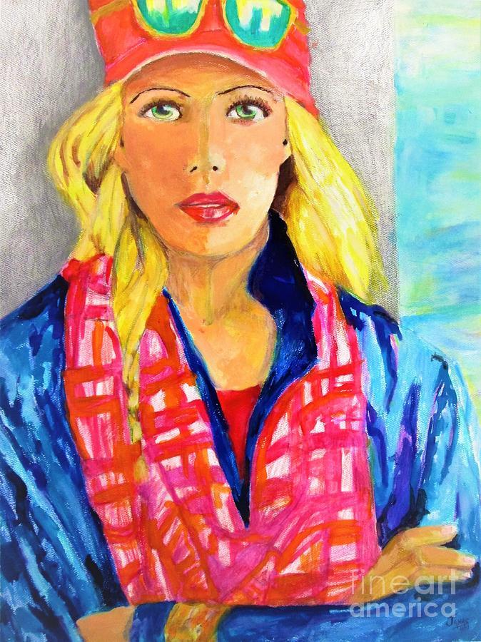Janas Painting by B Janas