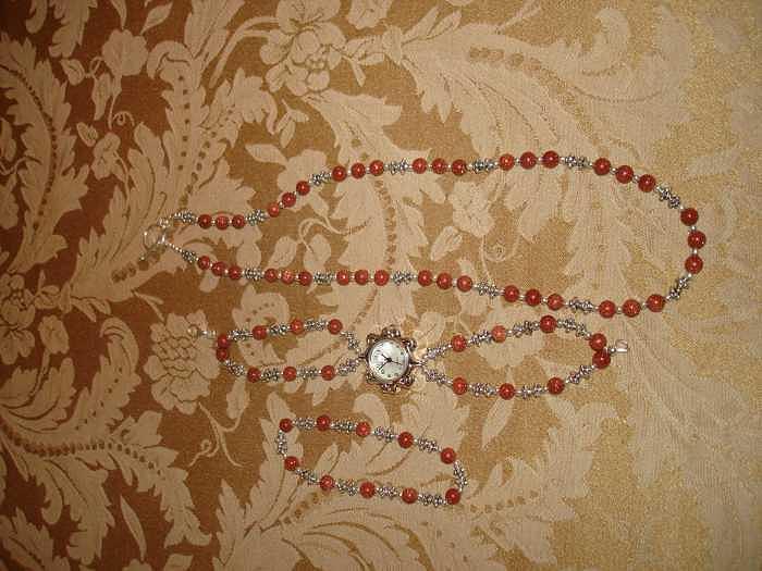 Watch Jewelry - Venturina  by Margaret R   Pujals