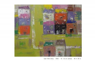 East Side Painting - 6.East Side Story 2004-15  by Andy Kim