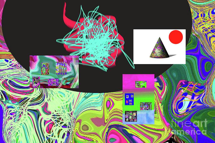 7-20-2015ga Digital Art by Walter Paul Bebirian