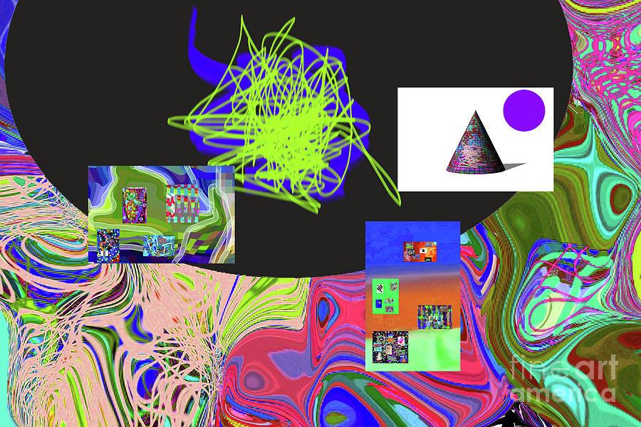 7-20-2015gabcdefghij Digital Art by Walter Paul Bebirian