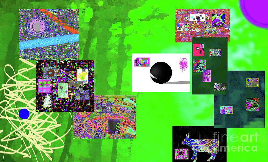 7-30-2015fab Digital Art by Walter Paul Bebirian