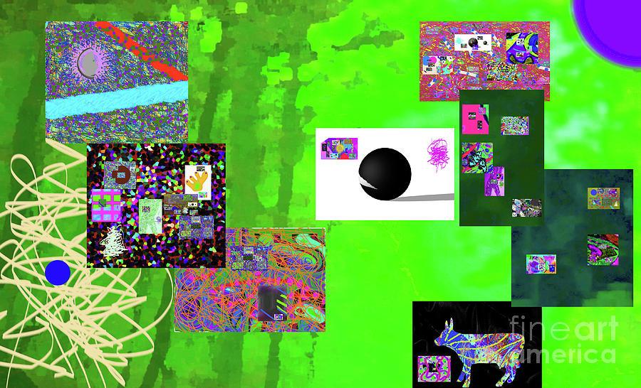 7-30-2015fabc Digital Art by Walter Paul Bebirian