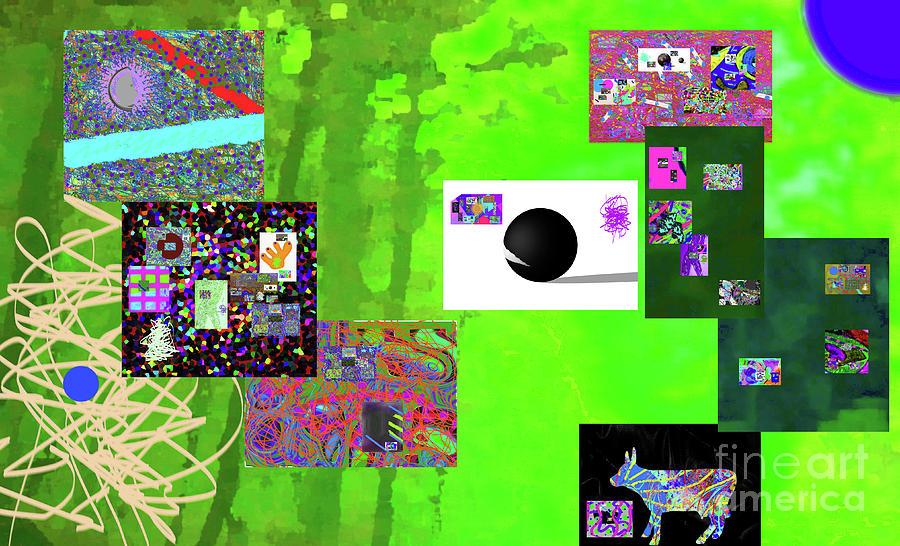7-30-2015fabcd Digital Art by Walter Paul Bebirian