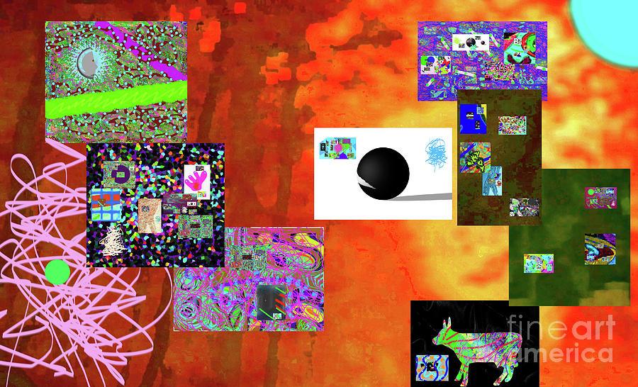 7-30-2015fabcdefghijkl Digital Art by Walter Paul Bebirian