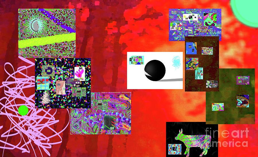 7-30-2015fabcdefghijklmn Digital Art by Walter Paul Bebirian
