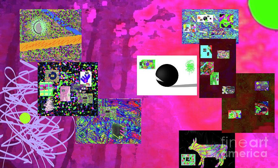 7-30-2015fabcdefghijklmnopqr Digital Art by Walter Paul Bebirian