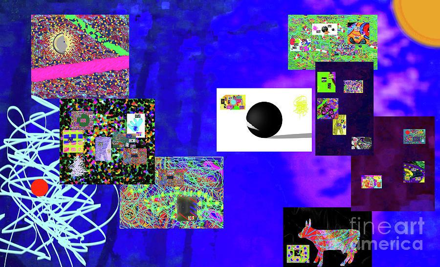 7-30-2015fabcdefghijklmnopqrtuvwxyza Digital Art by Walter Paul Bebirian