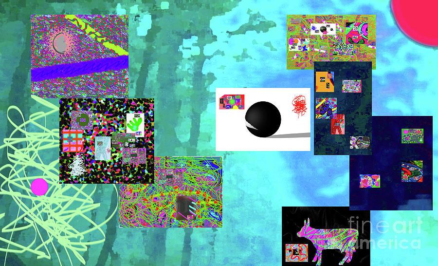 7-30-2015fabcdefghijklmnopqrtuvwxyzabcdefg Digital Art by Walter Paul Bebirian