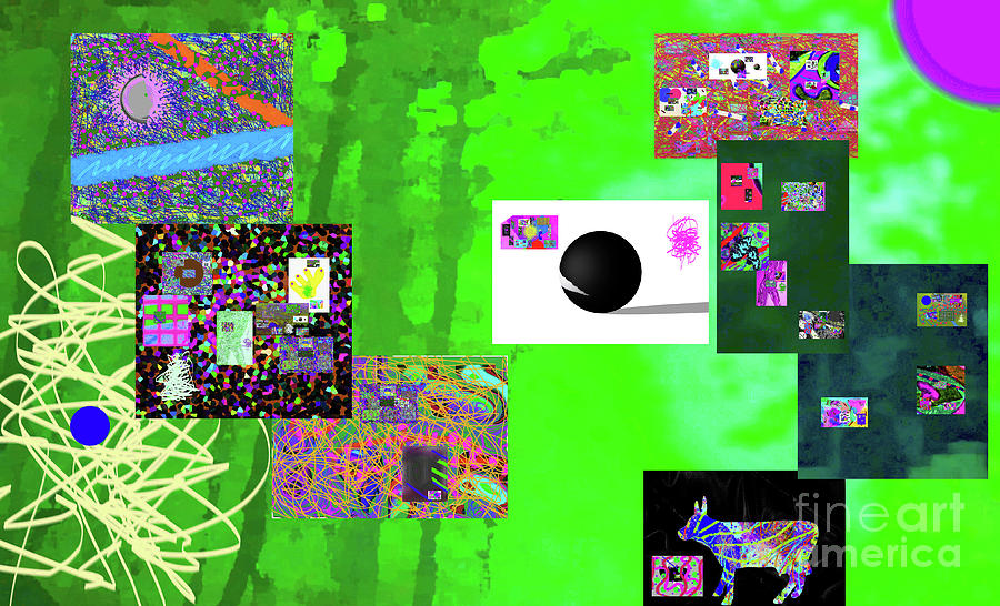 7-30-2015fabcdefghijklmnopqrtuvwxyzabcdefghijklm Digital Art by Walter Paul Bebirian