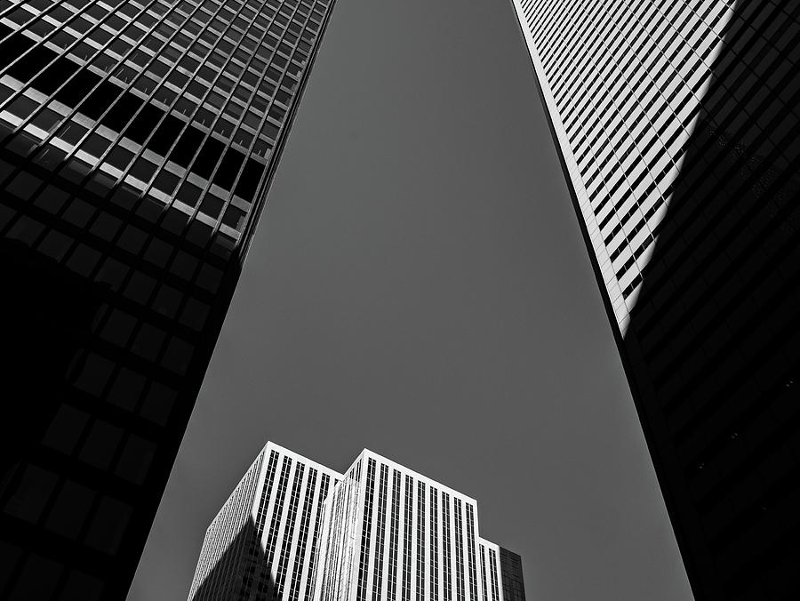 Abstract Architecture - Toronto by Shankar Adiseshan