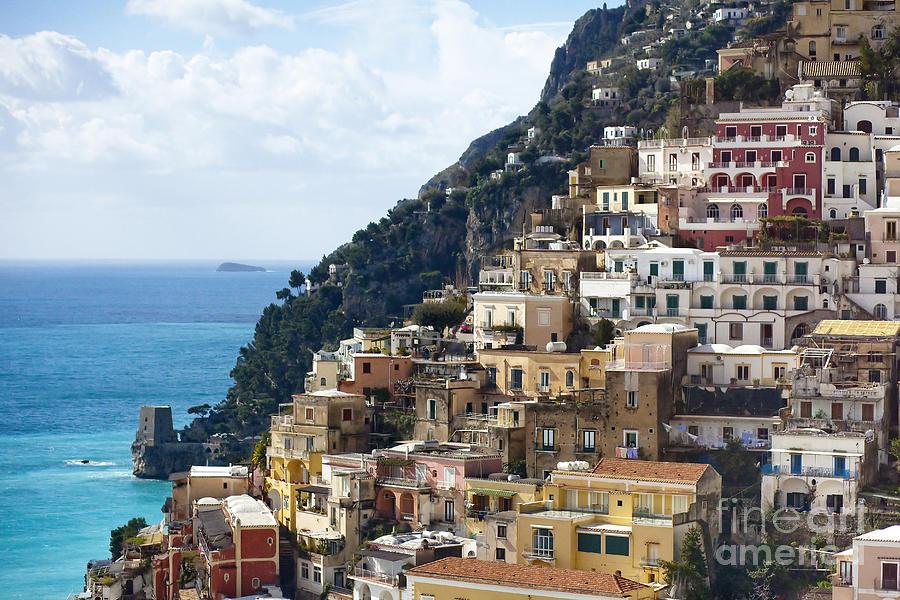 Amalfi Photograph - Amalfi Coast by Andre Goncalves