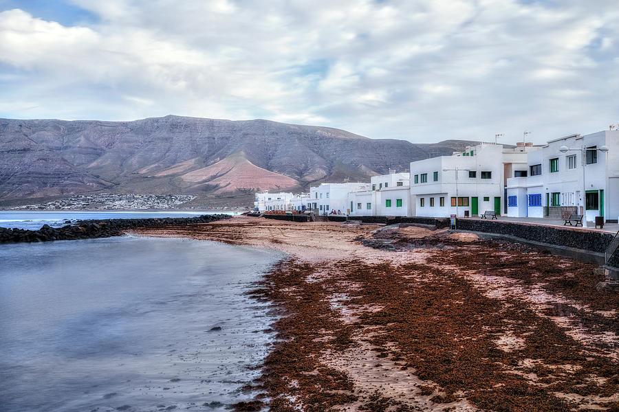 Teguise Photograph - Famara - Lanzarote by Joana Kruse