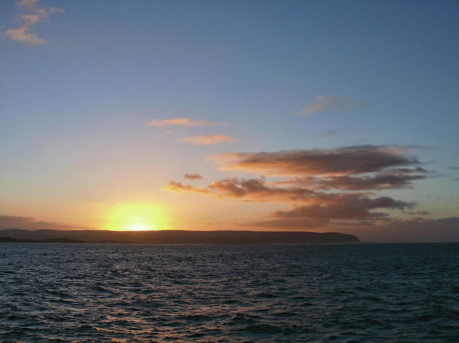 Portstewart Sunset by Colin Clarke