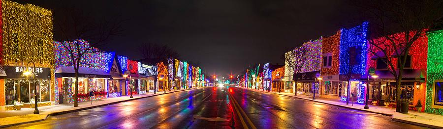 rochester photograph rochester christmas light display by twenty two north photography - Christmas Light Show Michigan