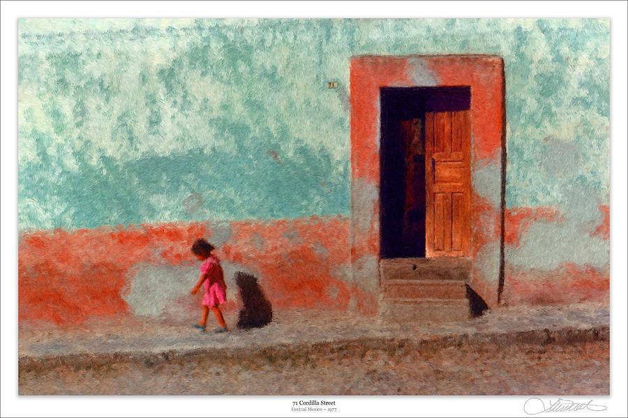 International Painting - 71 Cordilla Street by Lar Matre