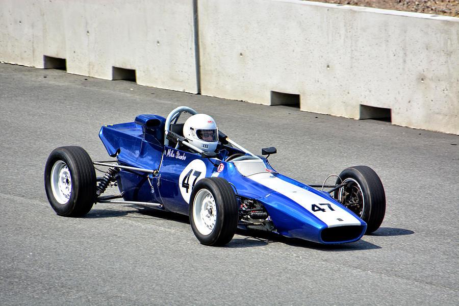 72 Titan Formula Ford Mk 6 Photograph by Mike Martin