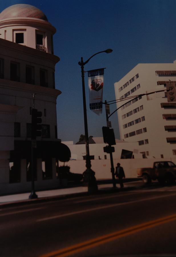 West Coast Photograph - 75th Hollywood by Rob Hans