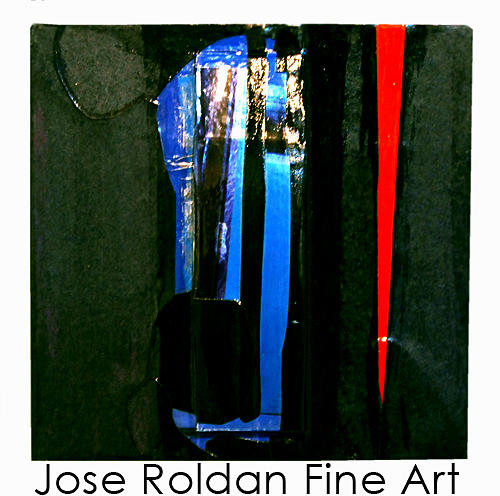 Abstraction Sculpture - 7.8 by Jose Roldan