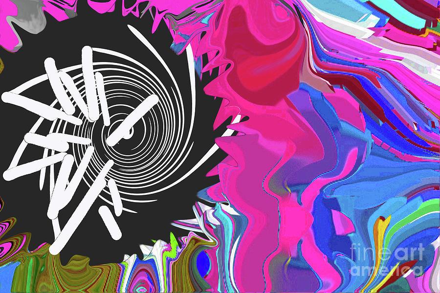 8-11-2015cabcdefghijklmno Digital Art by Walter Paul Bebirian