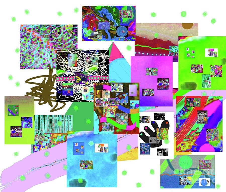 8-14-2016o Digital Art by Walter Paul Bebirian