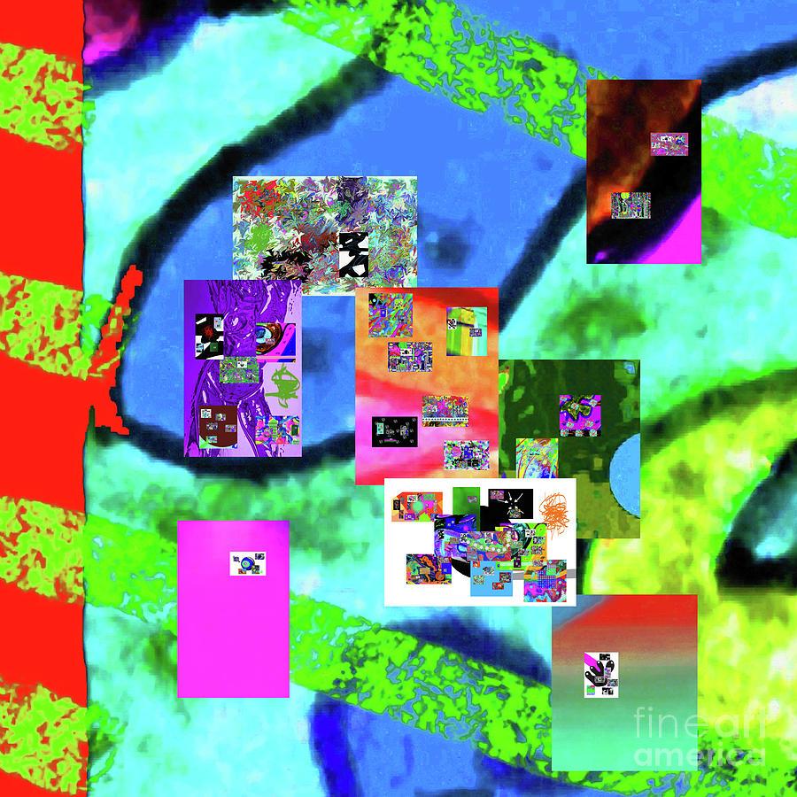 8-15-2016l Digital Art by Walter Paul Bebirian
