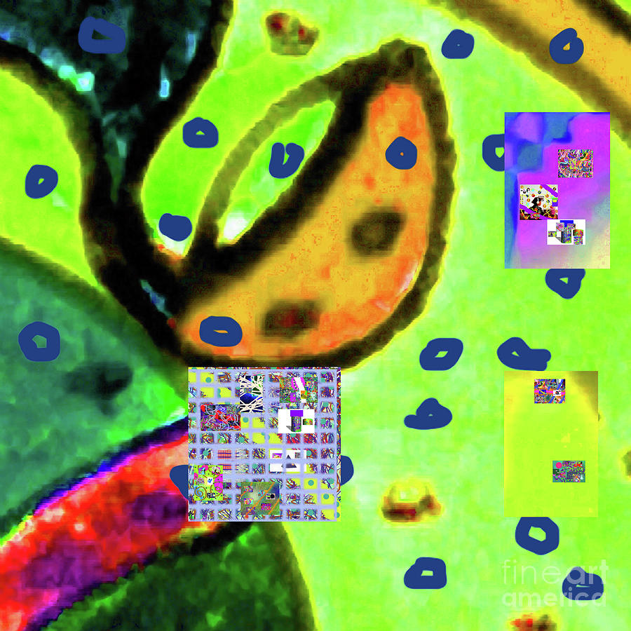 8-3-2015cabcdefghijklmnopqrtuvwxyz Digital Art by Walter Paul Bebirian