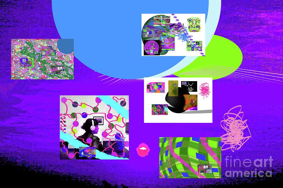 8-7-2015ba Digital Art by Walter Paul Bebirian