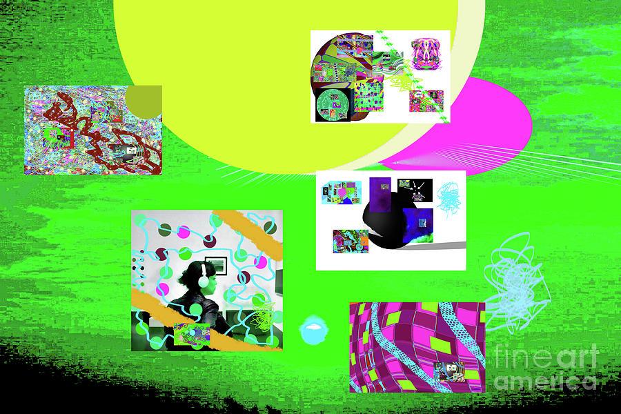 8-7-2015babcdefghijklmno Digital Art by Walter Paul Bebirian
