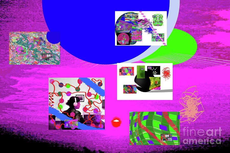 8-7-2015babcdefghijklmnopqrtuvwxyzabcdefghi Digital Art by Walter Paul Bebirian