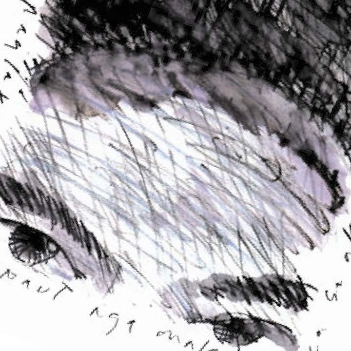 Faces Drawing - Obras by Paul Corpus