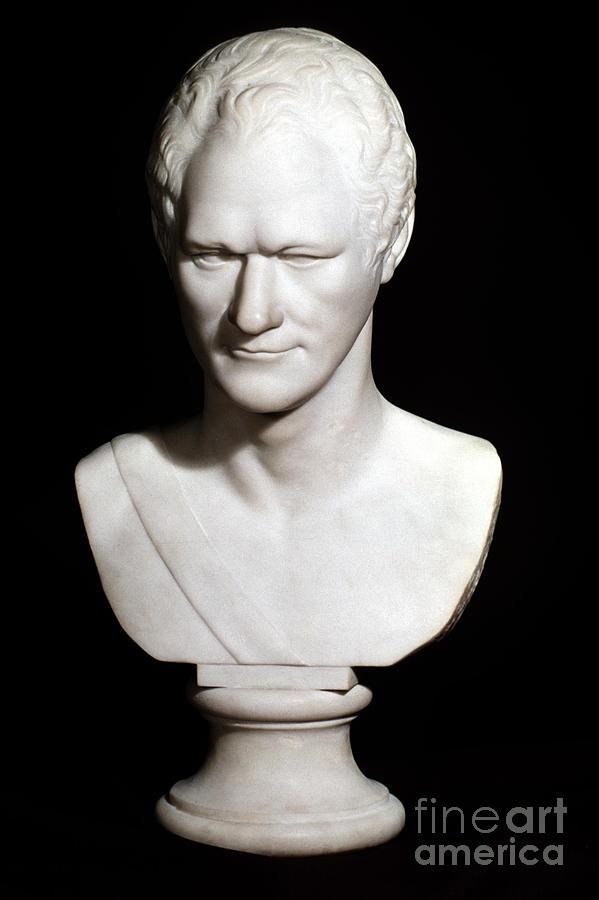 1794 Photograph - Alexander Hamilton by Granger