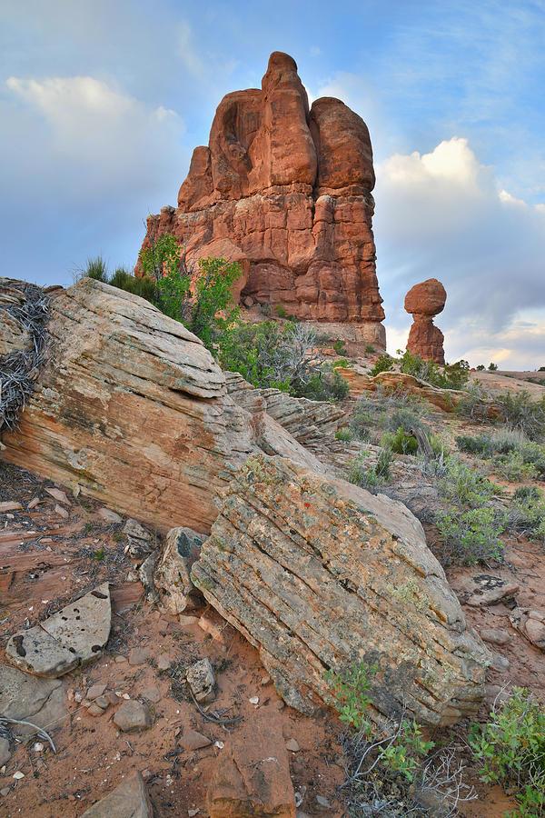 Balanced Rock Photograph