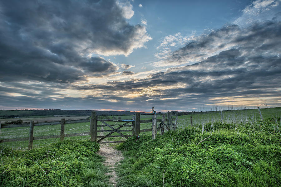 english countryside landscape old - photo #40
