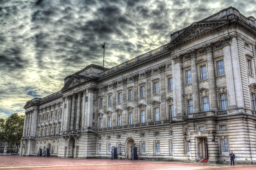 Buckingham Palace Photograph