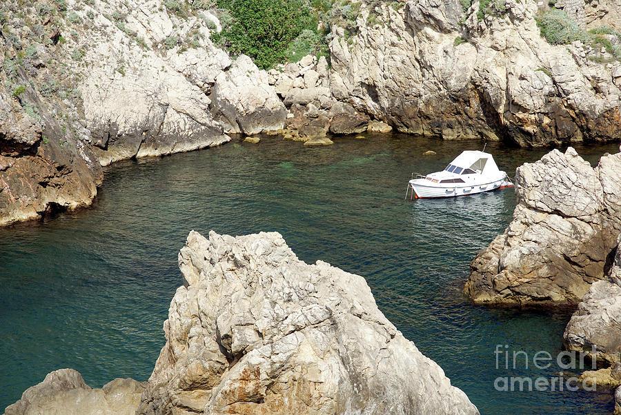 Safe Photograph - Croatia, Dubrovnik by Ruth Hofshi