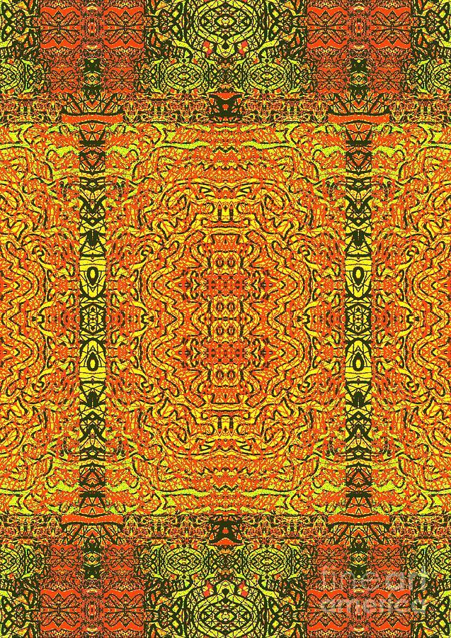 Print Digital Art - Temple by Sharon Bigland