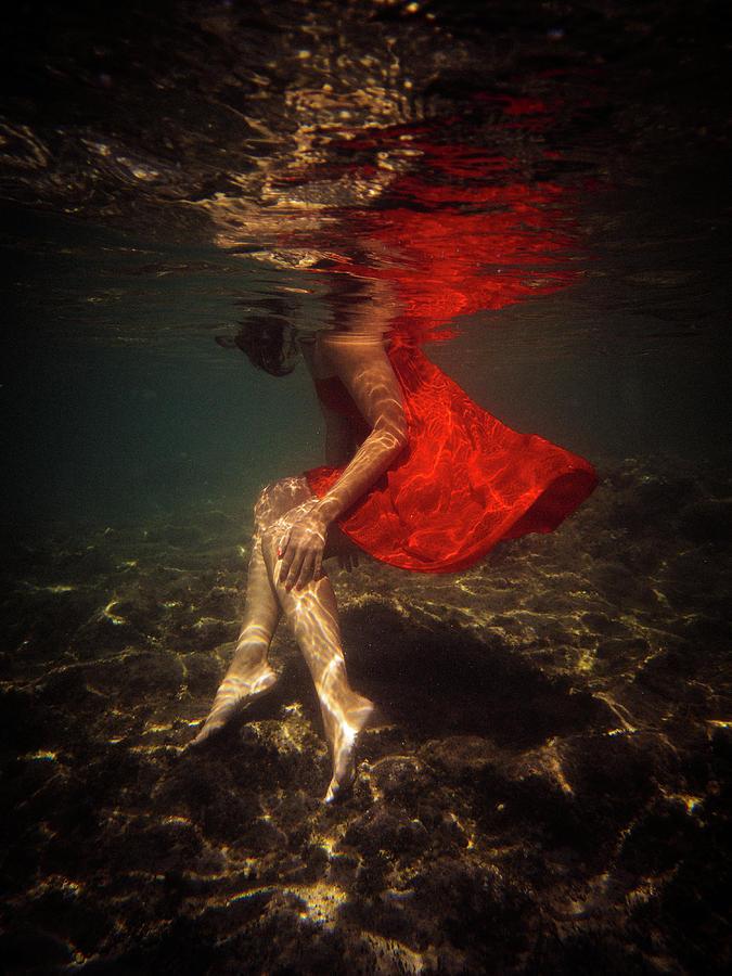 Swim Photograph - 8 by Gemma Silvestre