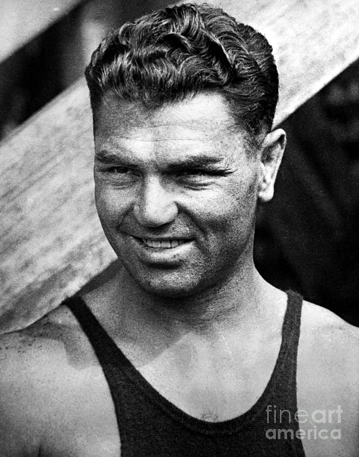 20th Century Photograph - Jack Dempsey (1895-1983) by Granger